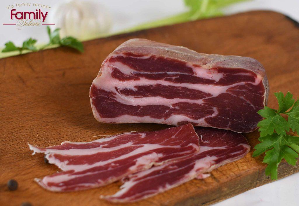 Family Salami производство и търговия с месни продукти